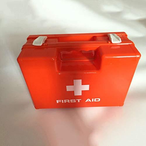 Zoavash Enterprise Erste-Hilfe-Set for Die Wandmontage, Tragbare Medizinkiste, Erdbebenschutz-Rettungsbox Hyococ