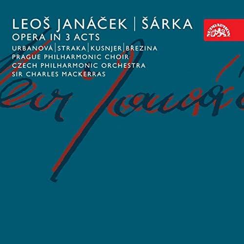Ivan Kusnjer, Peter Straka, Eva Urbanová, Jaroslav Březina, Charles Mackerras, Jaroslav Brych, Czech Philharmonic, Prague Philharmonic Choir