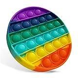 Push and Pop Bubble Fidget Sensory Toy, a...