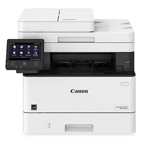 Canon imageCLASS MF448dw All-in-One Duplex Black and White Laser Printer, 40 ppm, Print, Copy, Scan, Send & Fax