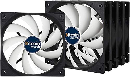 Ventiladoresdetecho marca BitcoinMerch.com