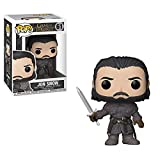 Funko Pop Television : Game of Thrones - Jon Snow#61 3.75inch Vinyl Gift for Fantasy Fans SuperColle...