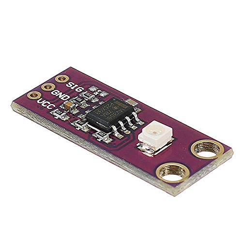 Ywzhushengmaoyi 240nm-370nm UV Detection Sensor Module Light Sensor Geekcreit for A-r-d-u-i-n-o - products that work with official A-r-d-u-i-n-o boards 5Pcs Electronics Module Parts