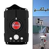 SANWAN Détecteurs radar laser pour voiture avec détection à 360 degrés et système d'alarme de vitesse, mode ville/autoroute