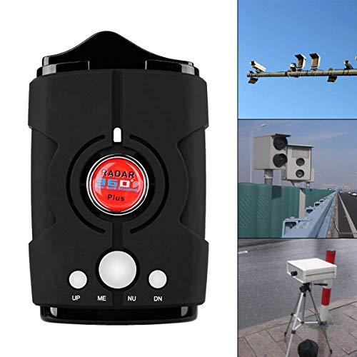 SANWAN Détecteurs radar laser po...