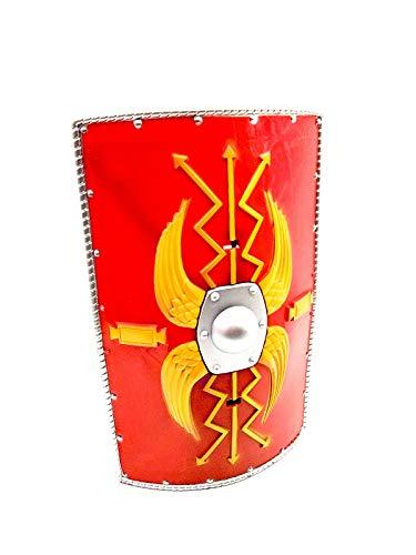 niños Espada 28 x 18 cm Proteger Accesorio Escudo Juguete de Caballero Escudo Imperio Romano niños Juego de rol Cosplay Traje de Guerra de dragón Guerrero Espada Infantil Medieval