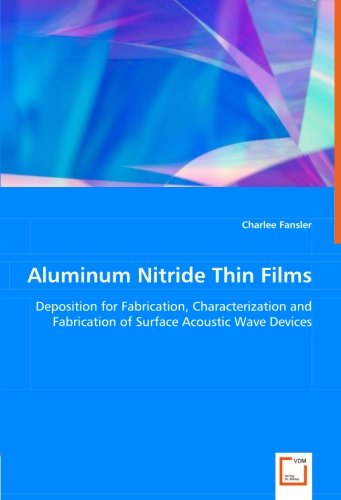 Aluminum Nitride Thin Films: Deposition for Fabrication, Characterization and Fabrication of Surface Acoustic Wave Devices