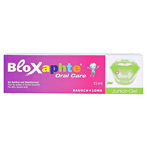 Bloxaphte Oral Care Junior Gel, 15 ml