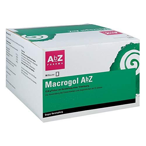 Macrogol AbZ Pulver zur Herstellung einer Lösung, 50 St