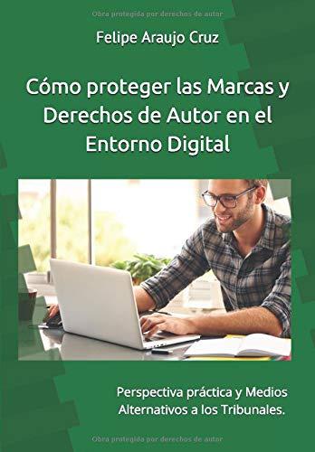 Cómo proteger las Marcas y derechos de Autor en el Entorno Digital: Perspectiva práctica y Medios Alternativos a los Tribunales.: 1 (Protección Propiedad Intelectual e Industrial)