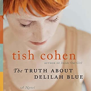 The Truth about Delilah Blue cover art