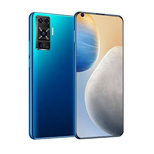 La contraportada de Cristal 3D del teléfono móvil de Pantalla Grande de 7,2 Pulgadas admite reconocimiento Facial sin fotosensibilidad y desbloqueo rápido de Huellas Dactilares en 0,1 Segundos
