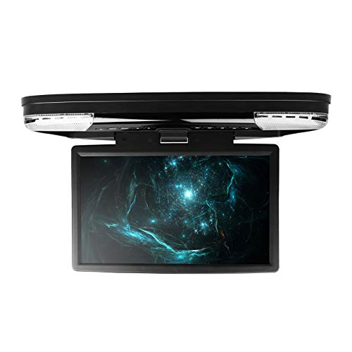 XTRONS 15.6 Inch 1080P Video HD Digital Widescreen Car Overhead Coach...