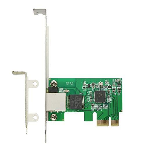 2.5ギガビットLAN 増設 PCI Expressx1 ボード 拡張ボード LANコネクタ増設 ロープロファイルブラケット付属...