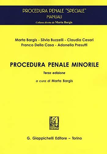 Procedura penale minorile