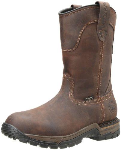 Irish Setter Men's 83907 Wellington Work Boot,Brown,10 D US