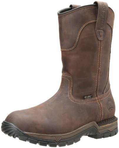 Product Image of the Irish Setter Men's 83907 Wellington Work Boot,Brown,11.5 D US