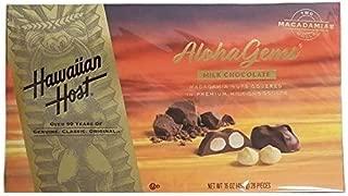 Best hawaiian host aloha gems chocolate covered macadamias Reviews