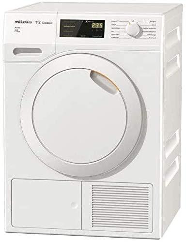 Miele TDB230WP Active Asciugatrice a pompa di calore, Tumble Dryers (Libera installazione, Carico frontale, 7kg, A++), Bianco