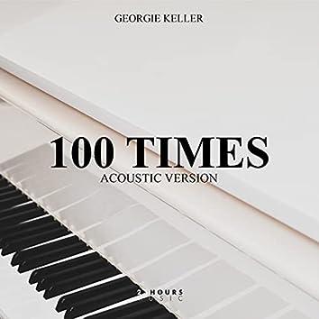 100 Times (Acoustic Version)