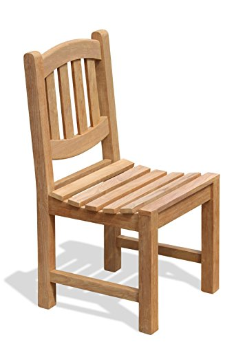 Jati Kennington Teak Wooden Patio Outdoor Hand Crafted Garden Chair FULLY ASSEMBLED Brand, Quality & Value