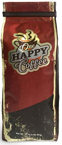 One Happy Coffee Whole Beans (Sulawesi Celebes Kalossi)