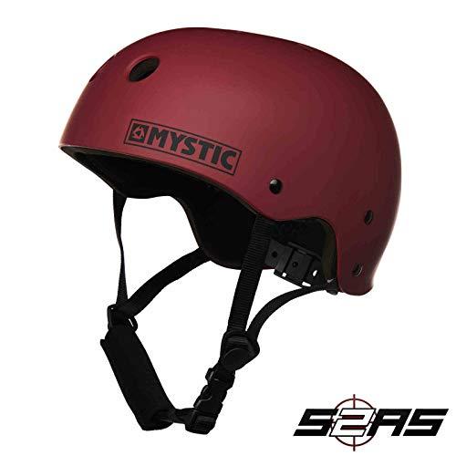 Mystic MK8 Helmet Dark Red 180161