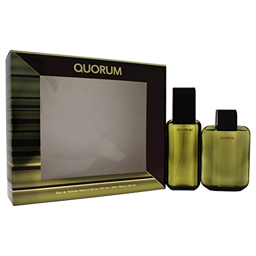 Quorum - Estuche de regalo Eau de Toilette, Multicolor (ANTQUOM92100001)