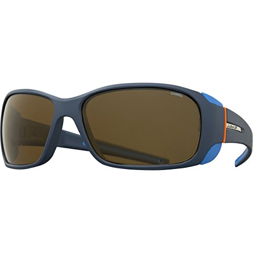 Julbo Eyewear Montebianco Sunglasses Blue With Camel Lens One Size