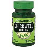 Chickweed 1,000 mg 100 Capsules