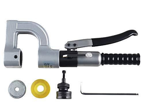 SYD-32 Hydraulische Gat Puncher Brug Sink Handmatige Puncher Gat Opener Hydraulische Gat Ponsen Gereedschap Ponsen Machine