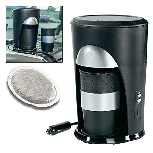 Cafetière 24V à dosettes de café pour Camion