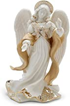 Lenox First Blessing Porcelain Nativity Figurine, Angel of Peace