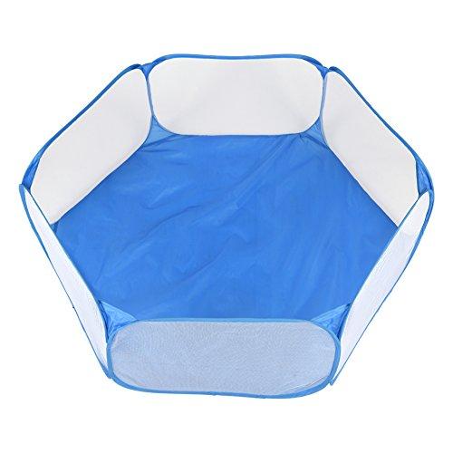Piscina plegable portátil para bebés, Juegos de billar de bolas para niños...