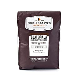 Father's day gift ideas of Fresh Roasted Coffee LLC, Guatemalan Huehuetenango Coffee for dad