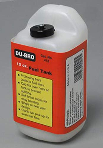 Du-Bro 412 12 oz Fuel Tank