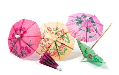 Perfect Stix Parasol 144ct Assistant Umbrella Picks, 4