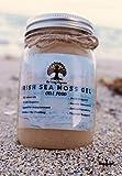 100% Organic Sea Moss Gel - Vegan Super Cell Food Rich in Vitamins A, B, C, D, E, K Calcium and Iodine, Potassium Iodide and Potassium Bromide, Selenium, Zinc by Get Wavy Organics