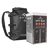 Acrodo Waterproof Dry Bag Backpack - 15 Liter Outdoor Rucksack...