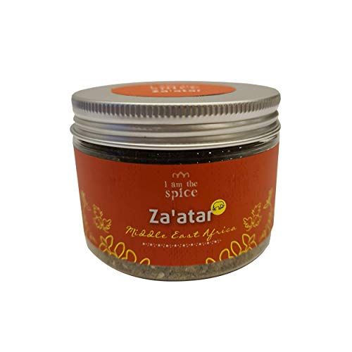 I am the spice Za'atar mezcla de especias de Oriente Medio - African Kitchen, 65g