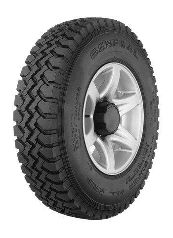 Neumático General tire Super all grip radial 7.50 R16C 112 110N TL para 4x4