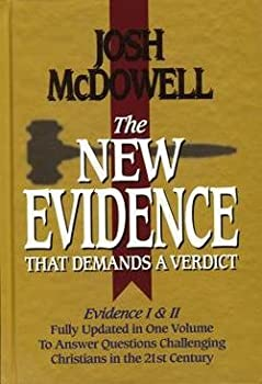 Josh McDowell: The New Evidence That Demands a Verdict : Fully Updated (Hardcover - Expanded Ed.); 1999 Edition