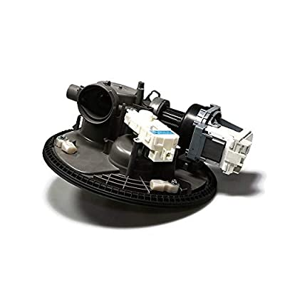 Pump and Motor WPW10605057 For Whirlpool Dishwasher