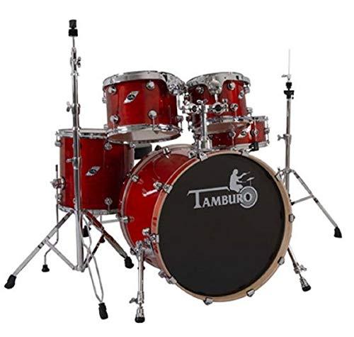 TAMBURO - Batería FORMULA Serie 22 estándar, color cereza brillante