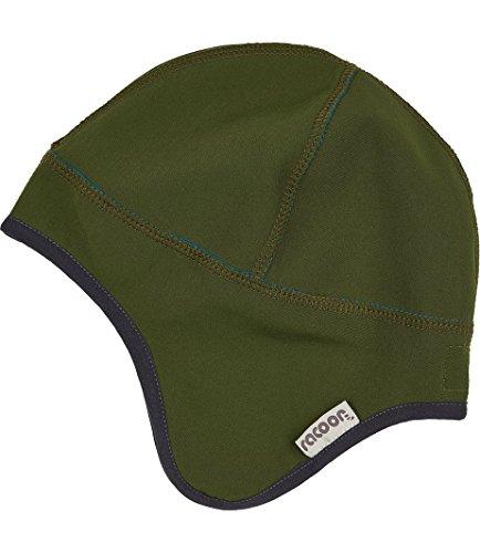 Racoon baby-jongens Mick softshell muts (waterkolom 5000) muts, groen (Chivo Chi), S (fabrikantmaat: 00-02)