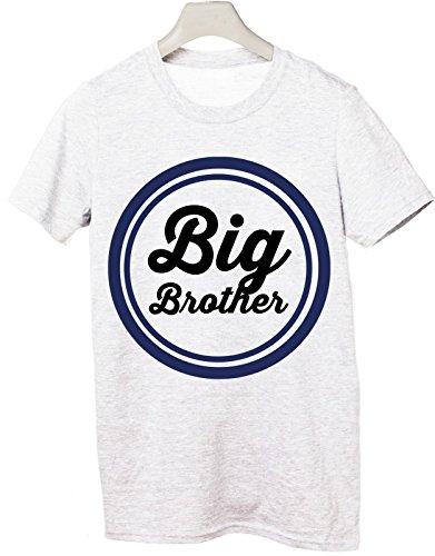 Tshirt Fratello e Sorella Humor Big Brother - Tutte Le Taglie by tshirteria