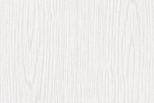 d-c-fix, Folie, Holz, Whitewood matt, selbstklebend, 67,5 cm breit, je lfm