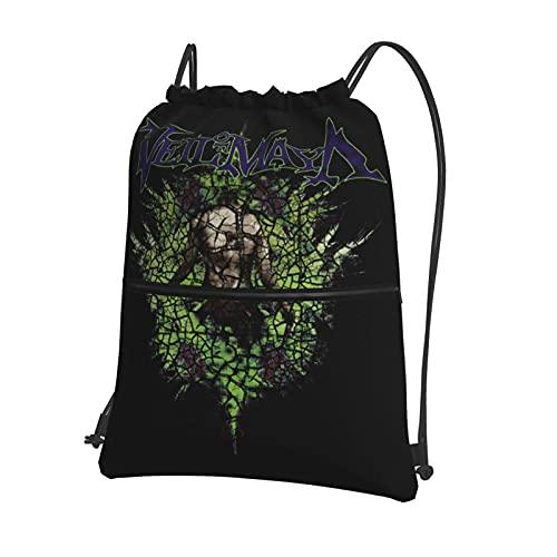 Veil Of Maya - Mochila deportiva con cordón para mujer, bolsa de...