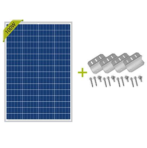 best portable solar panel for rv