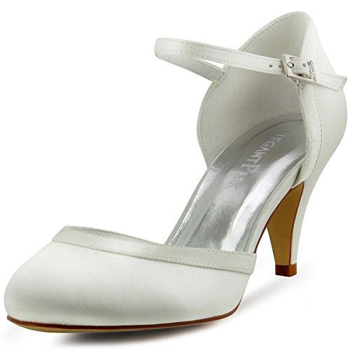 Elegantpark HC1509 Chaussure Mariage Femme Escarpins...